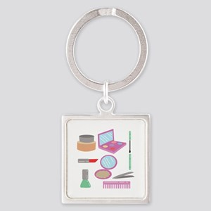 Beauty Products Keychains